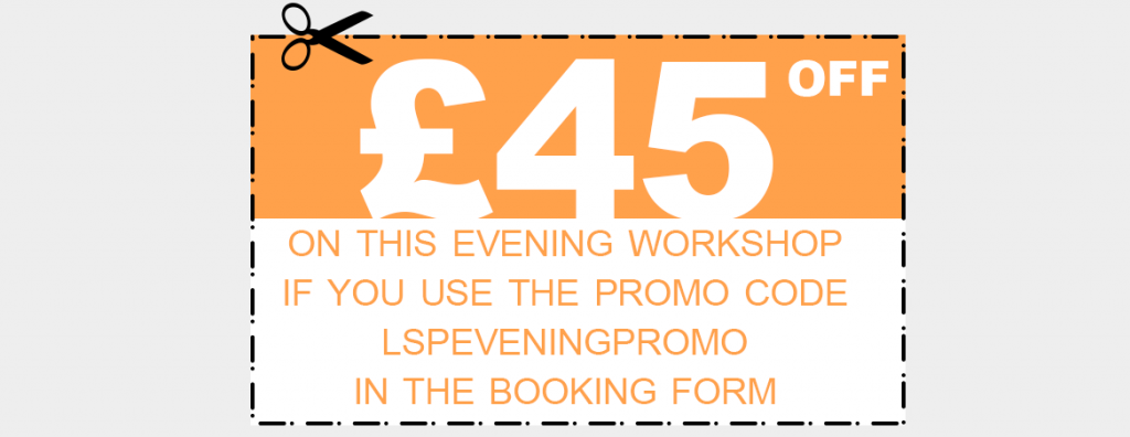 LSP Evening Workshop Discount